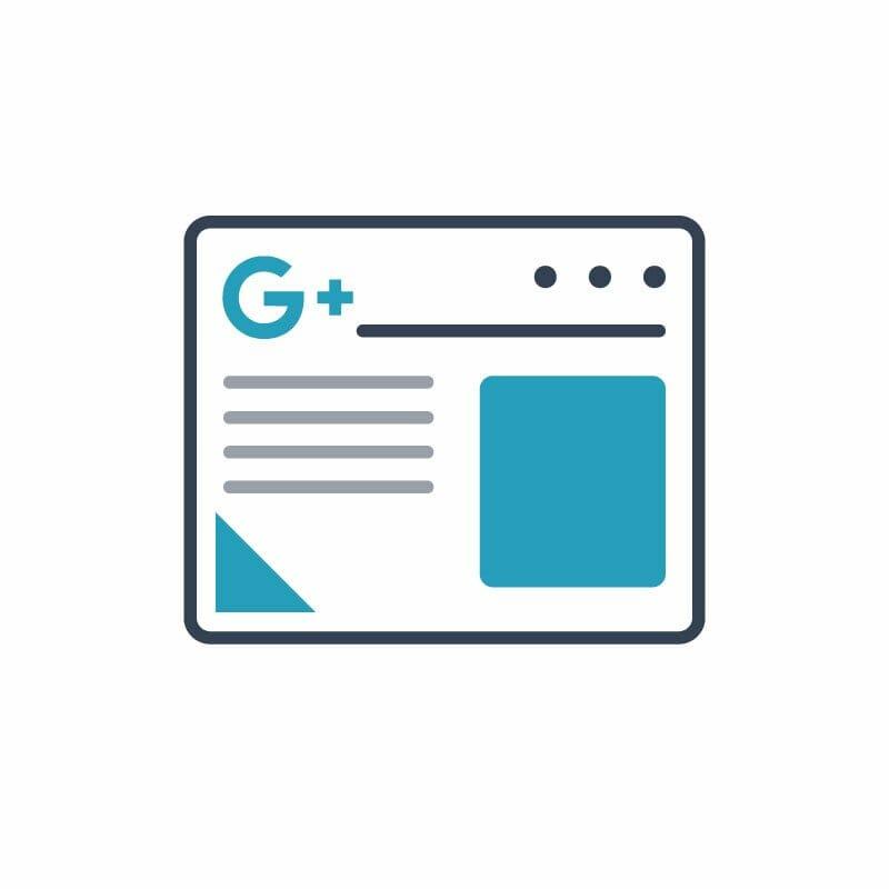 publicité Google ads, Long media